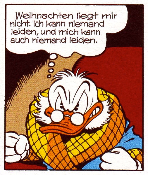 Weihnachten in Comicland/ Donald Duck